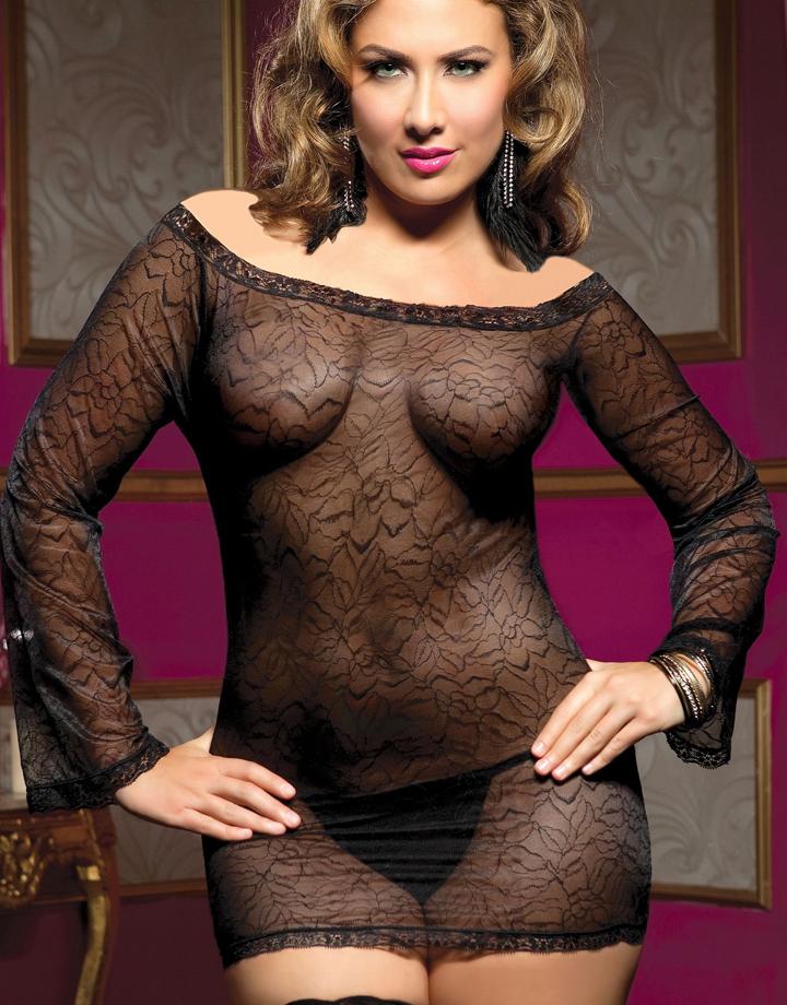 Прозрачная эротическая одежда 6 фотография
