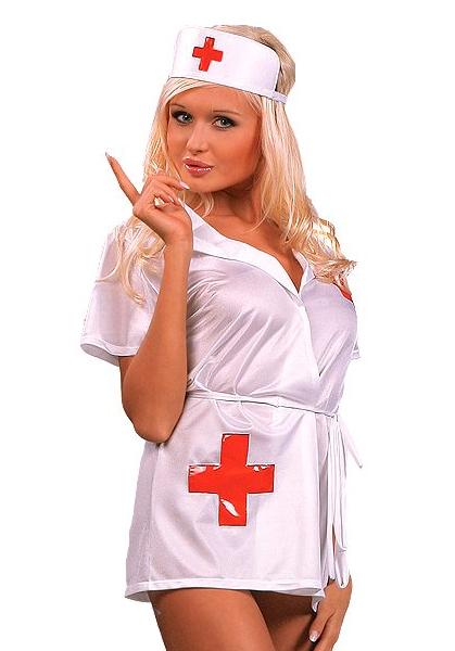 Секс секс с медицинском халате
